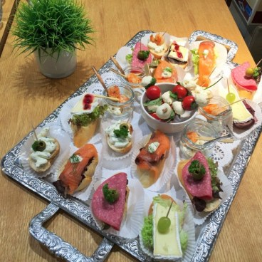 S+T Event_Catering_Canapes