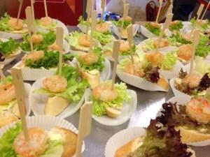 S+T Event_Catering_Garnelen-Canapés