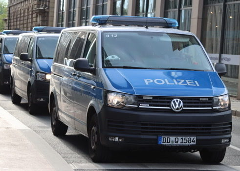 Vorbereitungen für Großeinsatz der Leipziger Ordnungsbehörden
