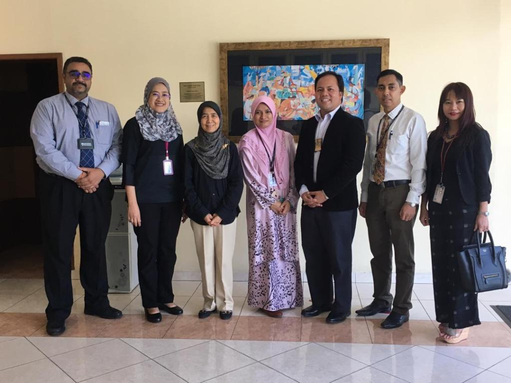 Congratulation Suriawati for successfully completing her Master Viva