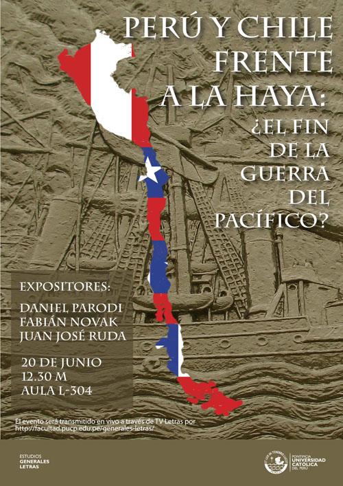 Per 250 Y Chile Frente A La Haya 191 El Fin De La Guerra Del