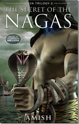 Book Review - The Secret of The Nagas