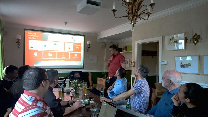 MVP Daniel Wessels berichtet über Neuerungen bei SharePoint 2016
