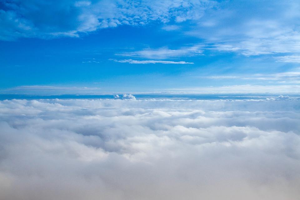 In der Wolke