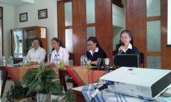 sosialisasi di Regio Surabaya