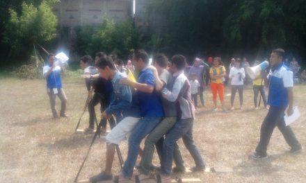 Perayaan kemerdekaan RI di PT Kaho Tambun