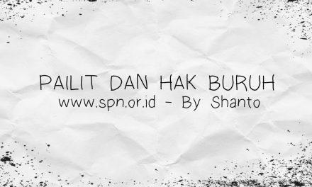PAILIT DAN HAK BURUH