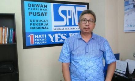 INDUSTRIALL INDONESIA COUNCIL MENYAMBUT PERINGATAN PRECARIOUS WORK
