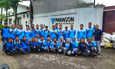 PEKERJA PT PARAGON TECHNOLOGY AND INNOVATION MENIKMATI UMSK 2018