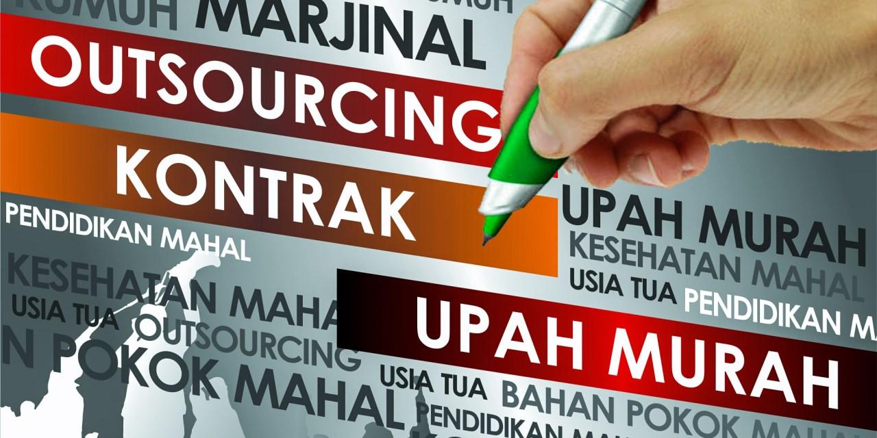 POTRET PERBURUHAN DI INDONESIA