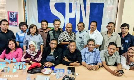 RAPAT PERDANA DPP SPN PERIODE 2019 – 2024