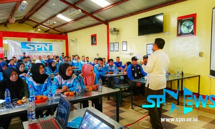 PENDIDIKAN ORGANISASI DASAR PSP SPN PT SEASONAL SUPPLIES INDONESIA