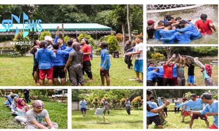 OUTBOUND TEAM BUILDING PSP SPN PT PARAGON TECHNOLOGY AND INNOVATION