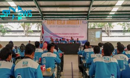 RAKERTA I PSP SPN PT EAGLE NICE INDONESIA KABUPATEN SERANG
