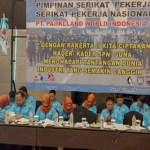 RAKERTA II PSP SPN PT PARKLAND WORLD INDONESIA PLANT 2