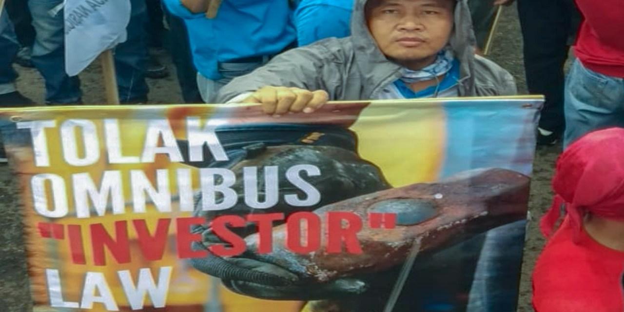 PERNYATAAN SIKAP FORUM REKTOR INDONESIA TERHADAP UU CIPTA KERJA