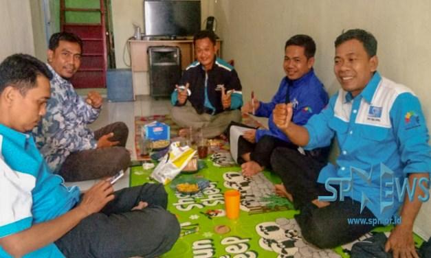STUDY BANDING TEAM ORGANIZER DPC SPN KABUPATEN SERANG KE DPC SPN JAKARTA UTARA