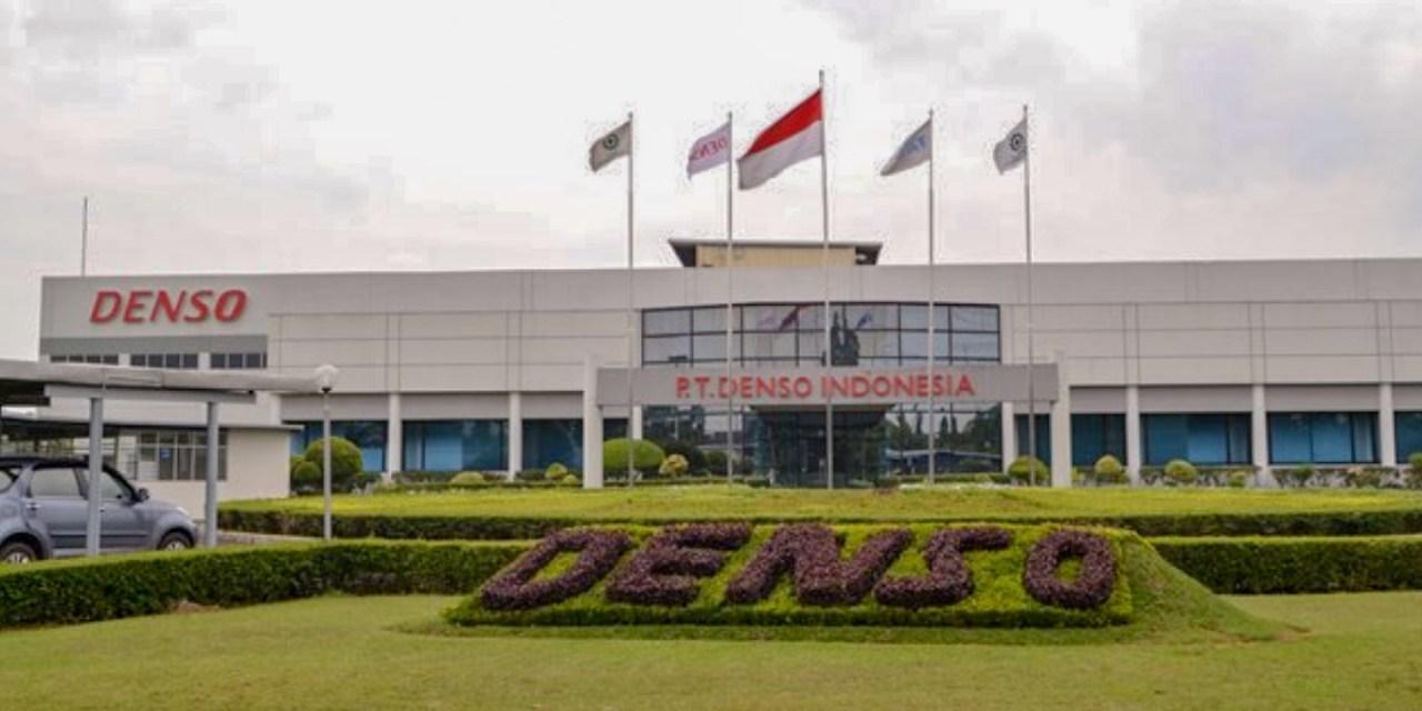 SETELAH DIISOLASI, 5.000 PEKERJA PT DENSO INDONESIA KEMBALI BEKERJA