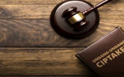 HAKIM MK CECAR SAKSI SOAL FGD DAN NASKAH AKADEMIK DALAM PROSES UU CIPTA KERJA