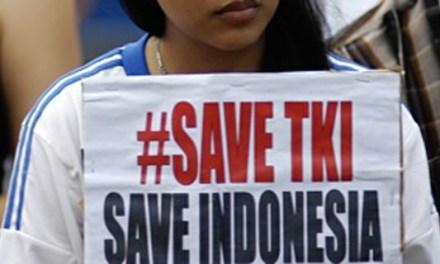 7.300 PEKERJA MIGRAN INDONESIA TERTAHAN DI MALAYSIA
