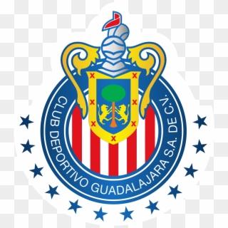 cd guadalajara wikipedia chivas logo
