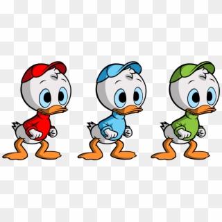 Donald Duck Doesnt Fuck Around Meme Guy