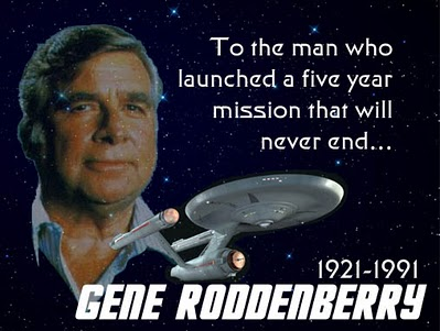 gene roddenberry quotes
