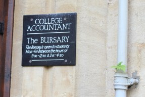 balliol bursary