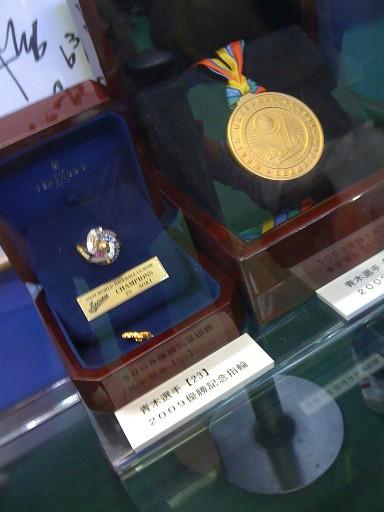 オリンピックの金メダルが1.5億円でオークションで落札される