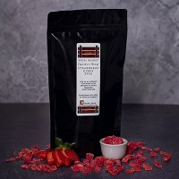 Dried Strawberry Cubes 250g