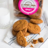 MamaMac's Ginger Biscuits 500g