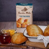 Eureka Mills Easy Home Mix - Vetkoek 1kg