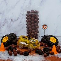 Spoilt Bratz Shortcake Chocolate Balls 250g