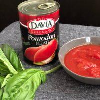 Davia Gragnano Peeled Tomatoes 400g
