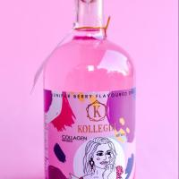 Kollegin Non-Alcoholic Gin - Juniper Berry Pink 500ml