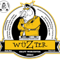 Blixem Sauce - Wüzter Craft Worcester - 250ml