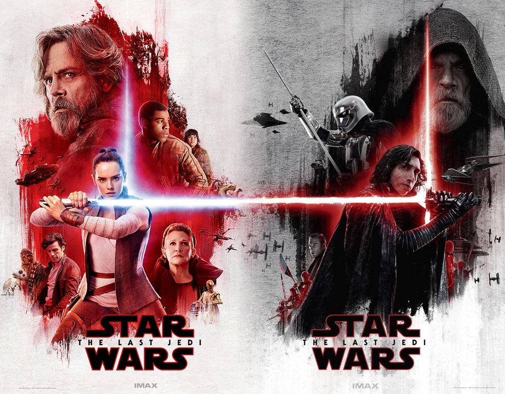 The Rise of Skywalker Trailers and Teasers - Page 10 PosterTLJ
