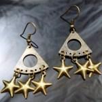 Gypsy jewellery earrings  http://spoilmesilly.com.au/