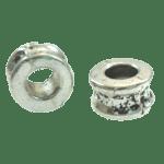 Silver Metal Reel Beads – 10