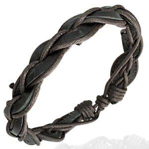 Black Bracelet Brown
