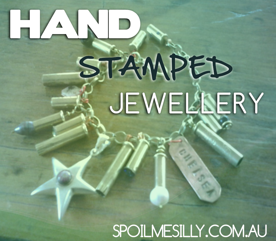 Hand Stamped Jewellery