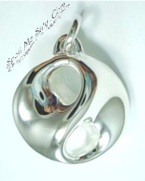 STERLING-SILVER-925-ELECTROFORMED-PENDANT-NECKLACE-NEW-400116438563-3