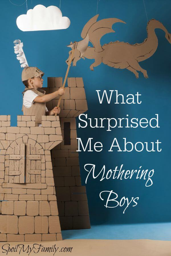 What Surprised Me About Mothering Boys