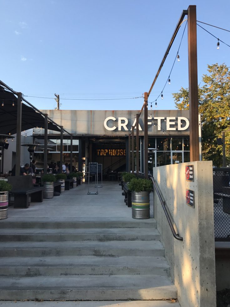Crafted Taphouse Kitchen Downtown Coeur D Alene