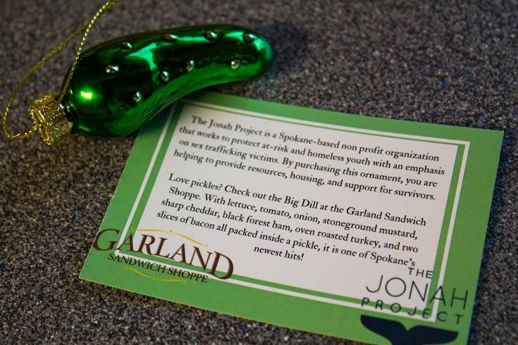 Garland Sandwich Shoppe - The Big Dill
