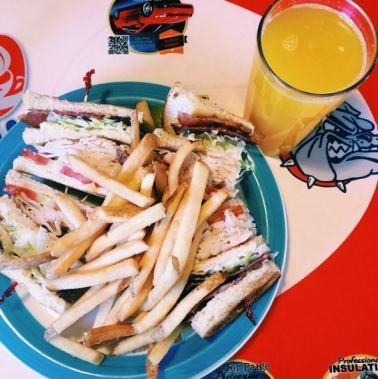 kaliko-sandwich