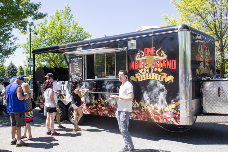 GRUBBIN' 2018 FOOD TRUCK EVENT