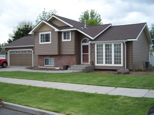 exterior home siding replacement in Spokane
