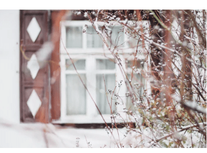 winter window screen, remove window screen