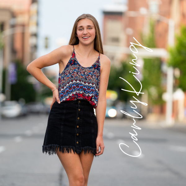 downtown senior photo spokane photographer